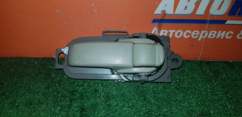 Ручка внутренняя Nissan March AK12 CR12DE 2002 передняя левая