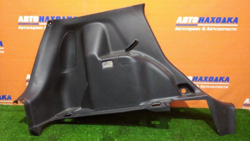 Обшивка багажника Honda Fit GD1 L13A 06.2001 левая не под шторку/фонарик