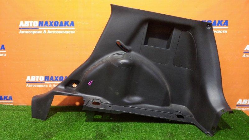 Обшивка багажника Honda Fit GD1 L13A 06.2001 правая не под шторку