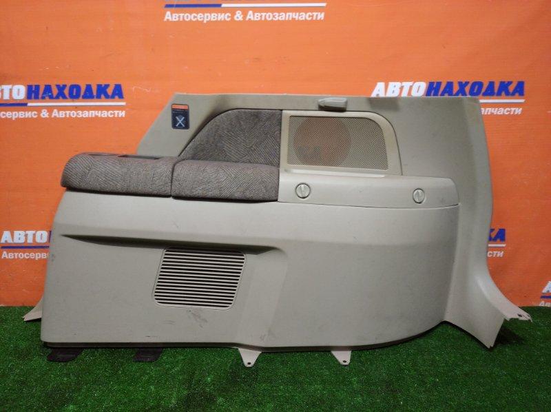 Обшивка багажника Mitsubishi Rvr N61W 4G93 1997 правая бардачок