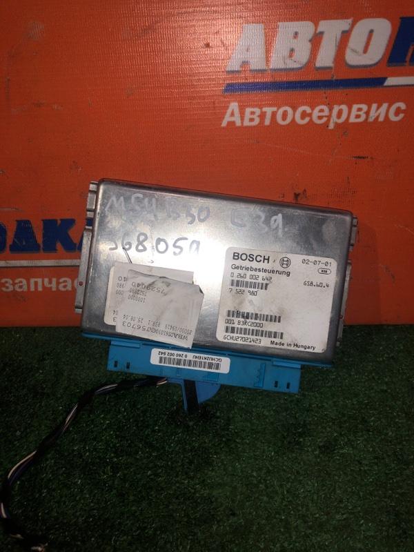 Компьютер Bmw 530I E39 M54B30 2000 на акпп