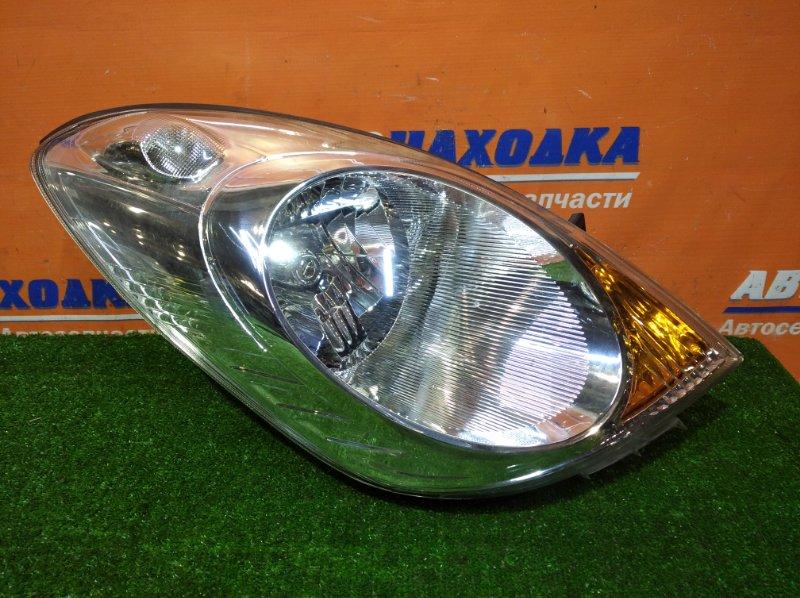 Фара Nissan Note E11 HR15DE 2008 правая 1758 2 мод Xenon ОТС +блок розжига/без лампы