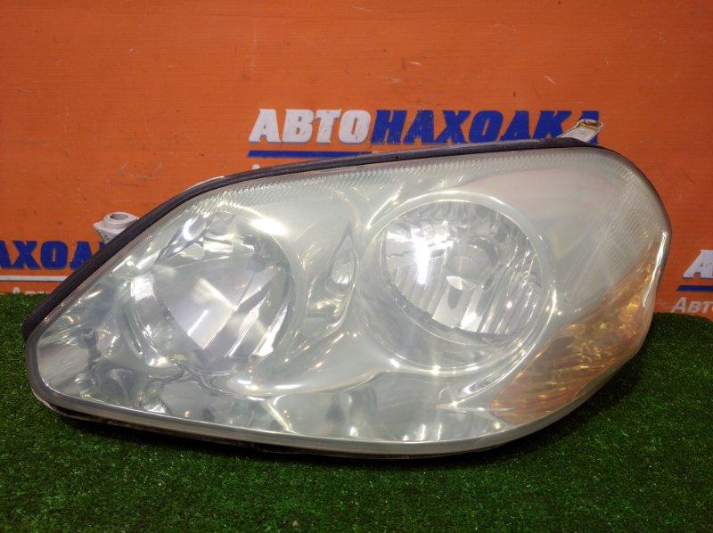 Фара Toyota Mark Ii GX110 1G-FE 2000 левая 22-302 1мод Xenon+блок розжига без лампы