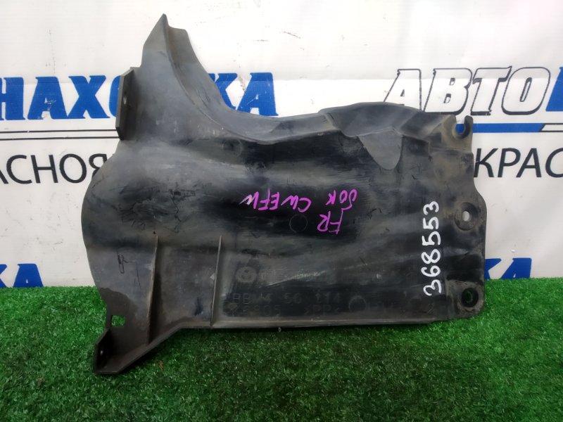 Защита двс Mazda Premacy CWEFW LF-VDS 2010 передняя правая передняя правая, боковая