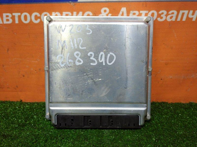 Компьютер Mercedes-Benz C240 203.061 112.912 03.2001