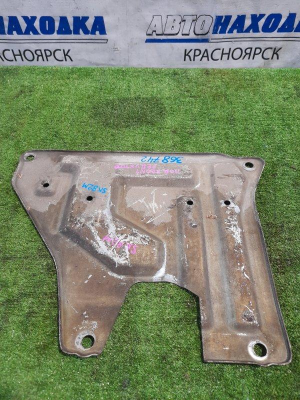 Защита Mazda Bongo SK82M F8 1999 передняя металлическая, под передний редуктор.
