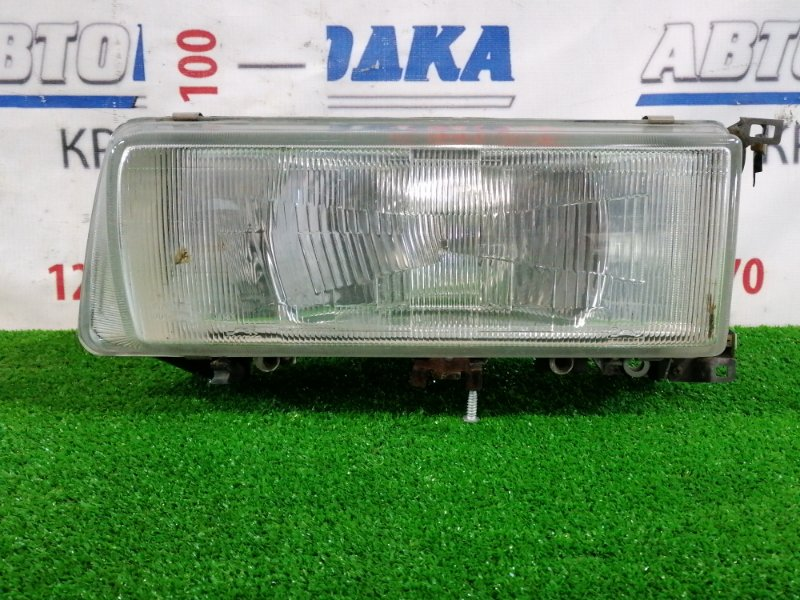 Фара Mazda Bongo SSE8R FE 1990 передняя левая 001-4054 левая, 001-4054, рестайлинг, без задней крышки