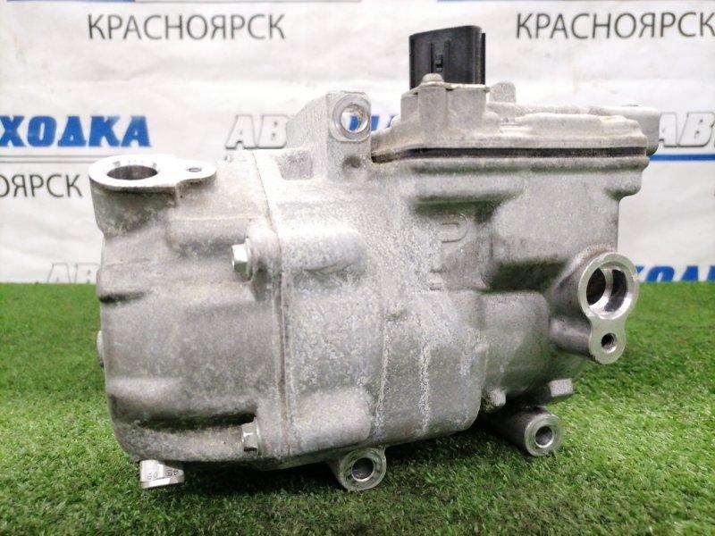 Компрессор кондиционера Mazda Axela BYEFP PE-VPH 2013 042200-0930 ХТС! Электрический, пробег 33 т.км.