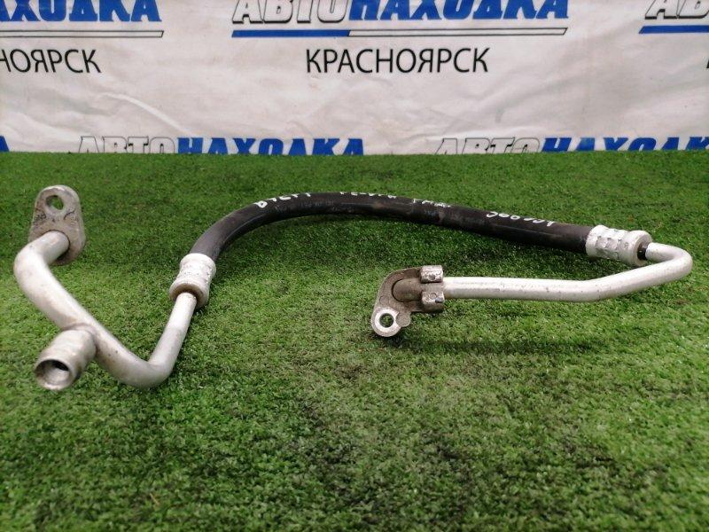 Шланг кондиционера Mazda Axela BYEFP PE-VPH 2013 от компрессора кондиционера к радиатору