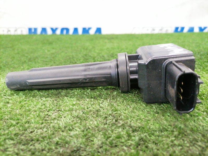 Катушка зажигания Mazda Axela BYEFP PE-VPH 2013 H6T61271 ХТС, 4 контакта, пробег 33 т.км.