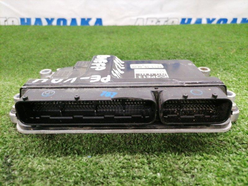 Компьютер Mazda Axela BYEFP PE-VPH 2013 2797007570 блок управления ДВС