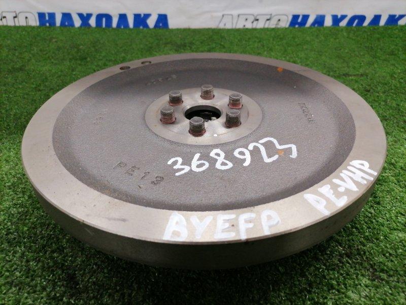 Сцепление в сборе Mazda Axela BYEFP PE-VPH 2013 комплект: маховик с болтами + корзина. Снято с