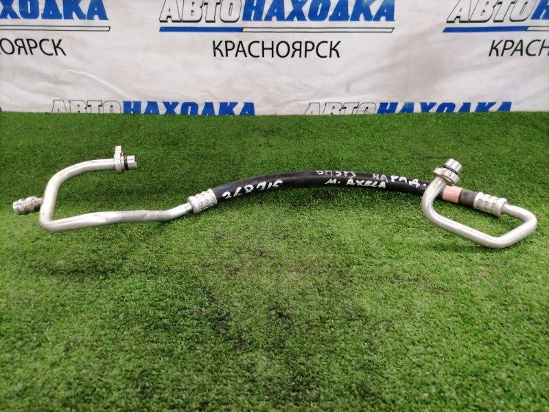 Шланг кондиционера Mazda Axela BM5FS P5-VPS 2013 от компрессора кондиционера к радиатору