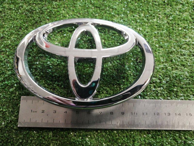 Эмблема решетки радиатора
