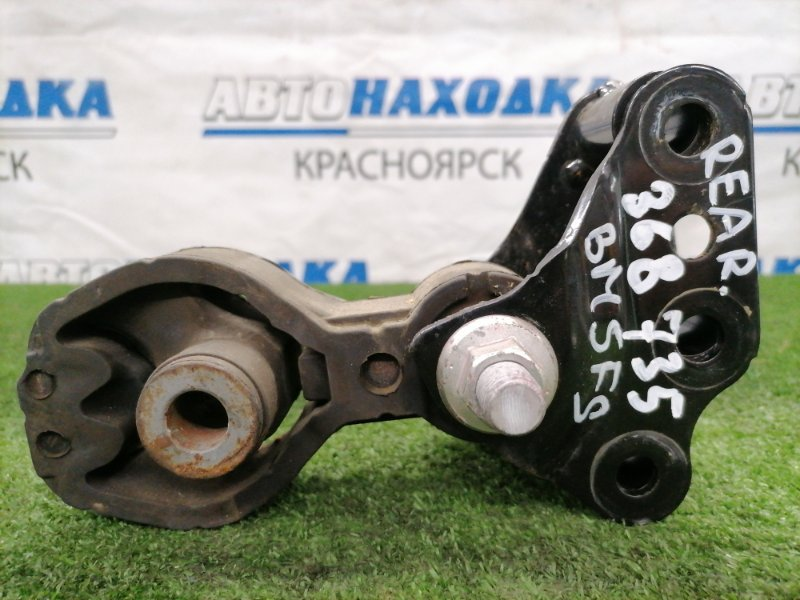 Подушка двигателя Mazda Axela BM5FS P5-VPS 2013 задняя ХТС, задняя, с кронштейном, пробег 35 т.км.