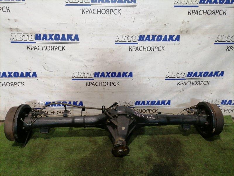 Мост Mazda Bongo SKF2VN RF-T 1999 задний Задний в сборе. Односкатный, на 5 шпилек, пара 4,3