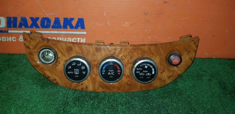 Климат-контроль Nissan Serena TC24 QR20DE 1999