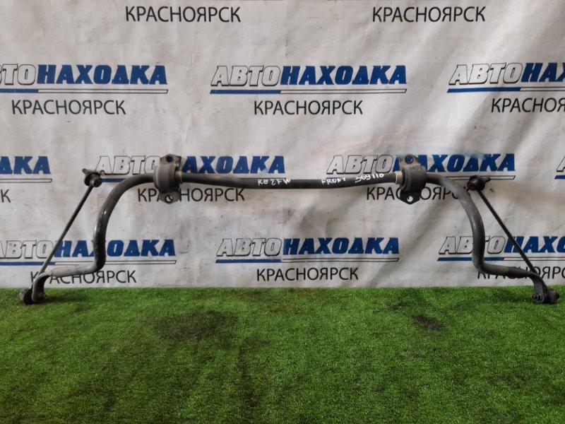 Стабилизатор Mazda Cx-5 KE2FW SH-VPTS 2012 передний Передний, с линками, втулками и скобами.