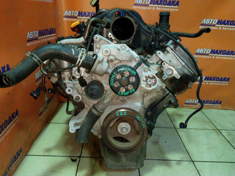 Двигатель Dodge Magnum LXDP49 EZB 2005 5H549207 120Т.КМ.БЕЗ НАВЕСНОГО.