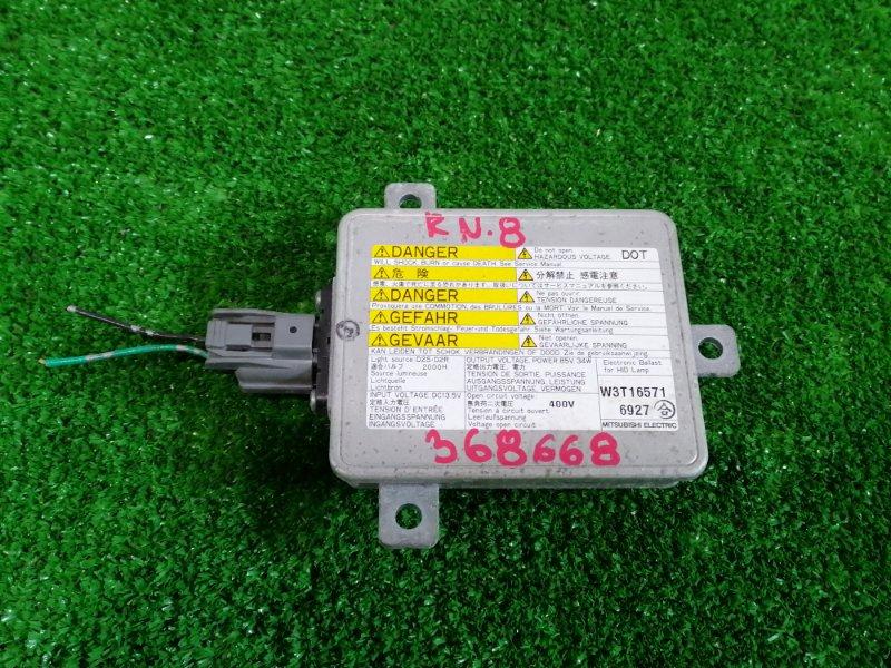 Блок розжига ксенона Honda Stream RN8 R20A 2006 W3T16571 D2S/D2R W3T16571
