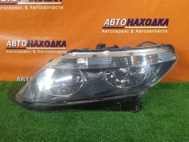 Фара Honda Airwave GJ1 L15A 2005 передняя левая 100-22591 ГАЛОГЕН, +ЭЛЕКТРОКОРРЕКТОР, +ПЛАНКА,