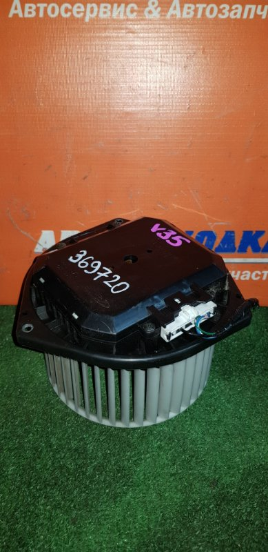 Мотор печки Nissan Skyline V35 VQ25DD 2001