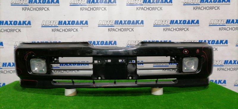 Бампер Honda Rafaga CE4 G20A 1993 передний 71101-SW3-0000 Передний, Код цвета кузова: NH561P, с туманками