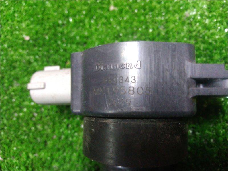 Катушка зажигания Mitsubishi Colt Z21A 4A90 03.08.2010 MN195805