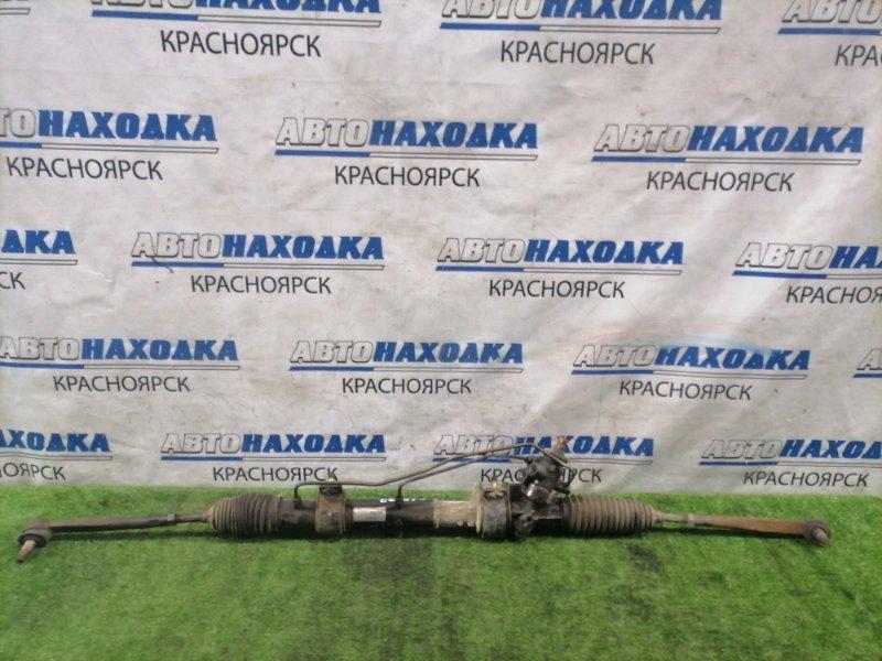 Рейка рулевая Mazda Bongo SK82M F8 1999 в сборе с тягами и наконечниками. 4WD