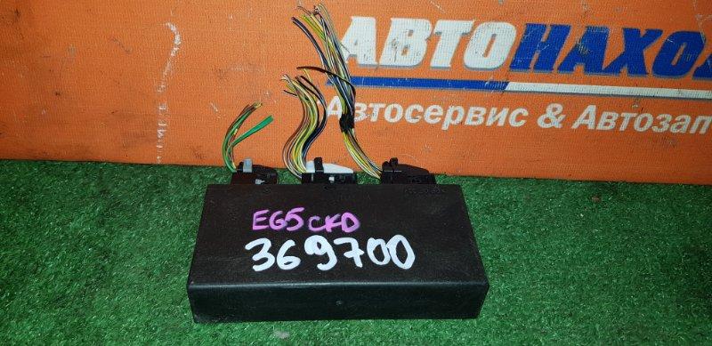 Блок управления парктрониками Bmw 750I E65 N62B48B 03.2008