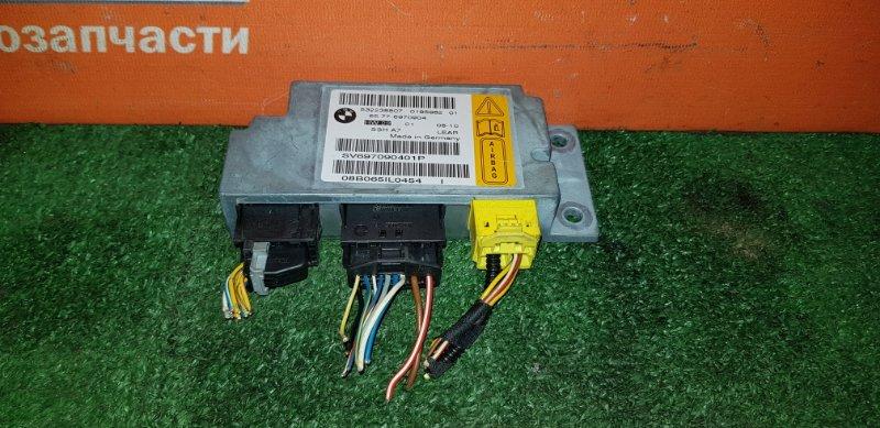 Блок управления airbag Bmw 750I E65 N62B48B 03.2008