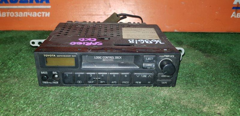 Магнитофон Toyota Sprinter AE100 5A-FE 1991
