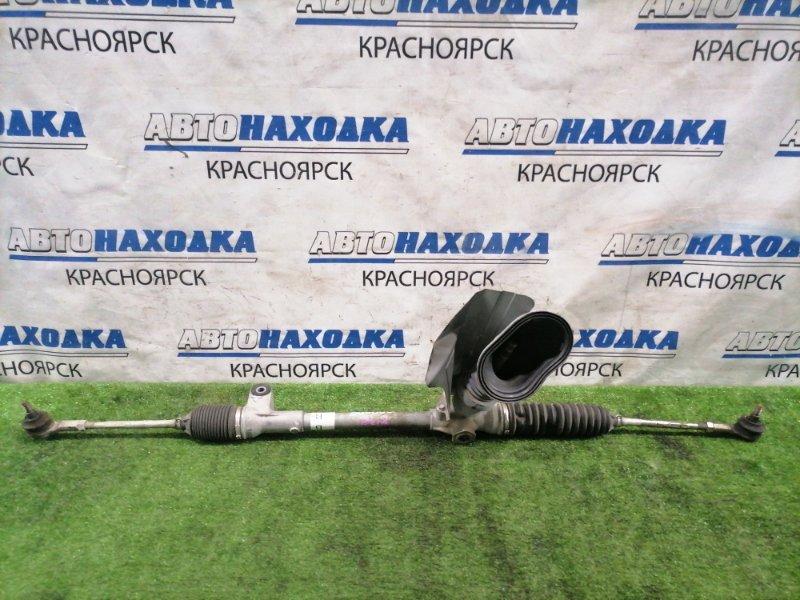 Рейка рулевая Nissan Rayz Roox B21A 3B20 2014 сухая, в сборе с тягами и наконечниками