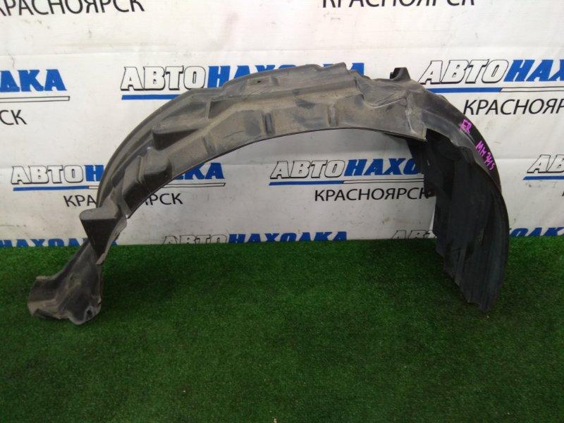 Подкрылок Suzuki Wagon R MH34S R06A 2012 передний правый передний правый