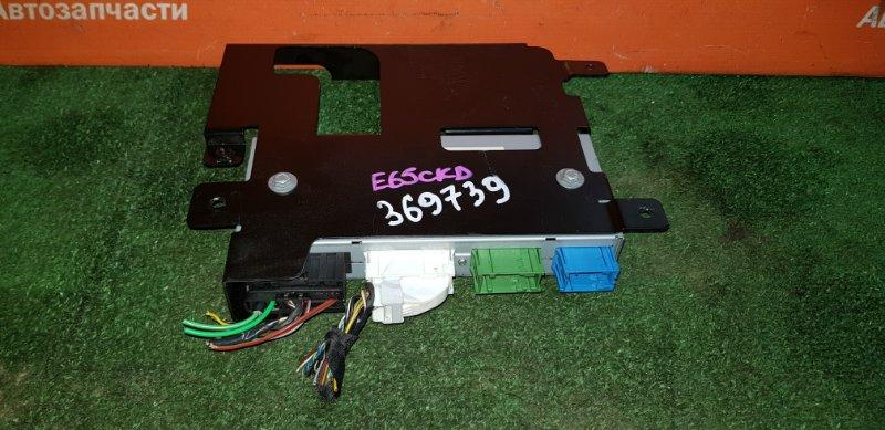 Компьютер Bmw 750I E65 N62B48B 03.2008 двигателя