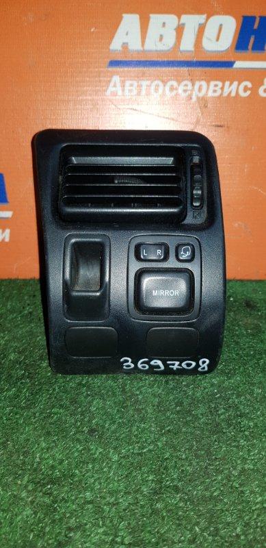 Блок управления зеркалами Toyota Sprinter AE100 5A-FE 1991 +воздуховод