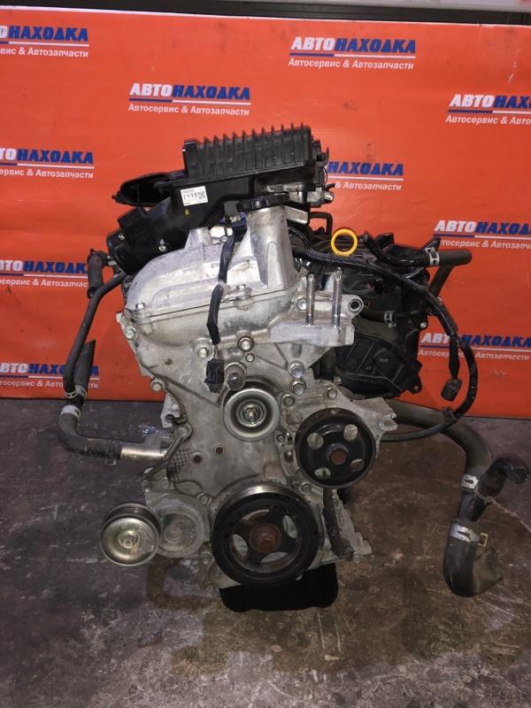 Двигатель Mazda Axela BL5FW ZY-VE 2009 763956 №793656 48т.км частично без навесного Гарантия на