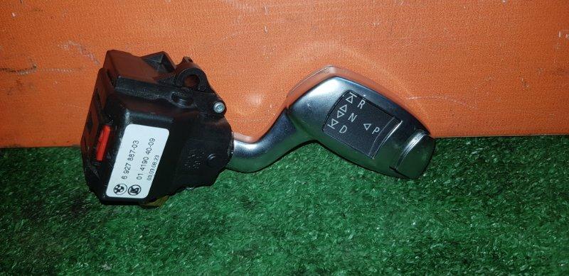 Переключатель подрулевой Bmw 750I E65 N62B48B 03.2008 6927887-03 селектор кпп