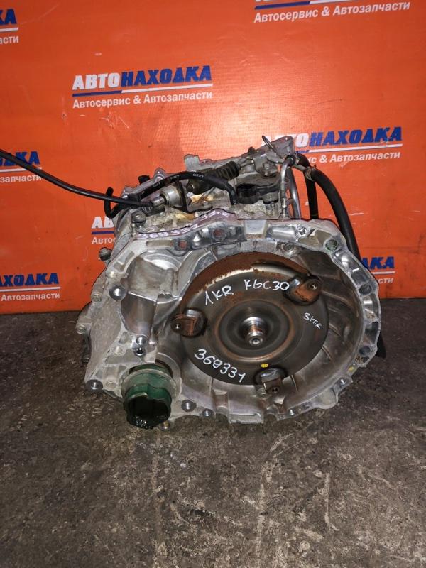 Акпп Toyota Passo KGC30 1KR-FE 2010 CVT 31т.км*сломан верх датчик/Гарантия на установку 2 месяца,