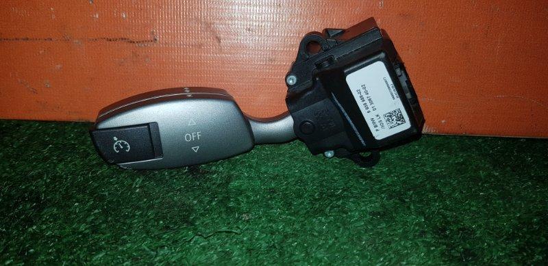 Переключатель подрулевой Bmw 750I E65 N62B48B 03.2008 6959986-02 круиз-контроля