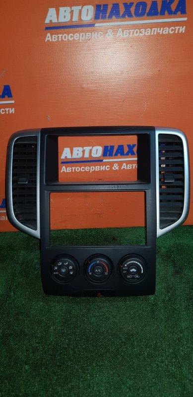 Климат-контроль Nissan Wingroad Y12 HR15DE 2005 +консоль+воздуховоды+кнопка аварийки