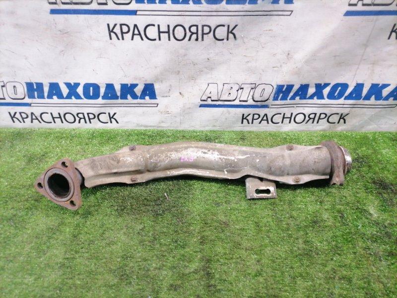 Глушитель Honda Partner EY7 D15B 1995 труба приемная