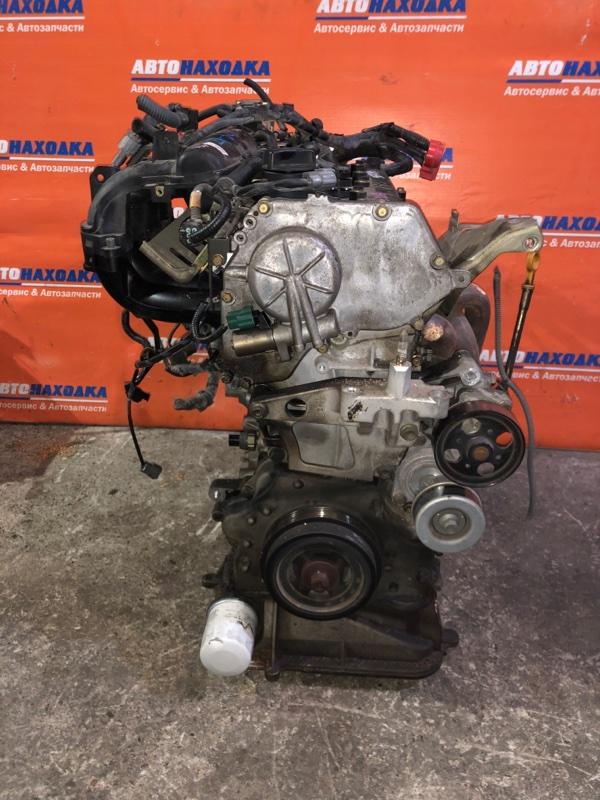 Двигатель Nissan Liberty RM12 QR20DE 2001 503620A №503620А 53т.км частично без навесного Гарантия на