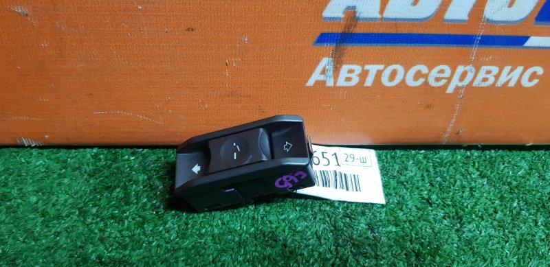 Кнопка Bmw 750I E65 N62B48B 03.2008 управления люком
