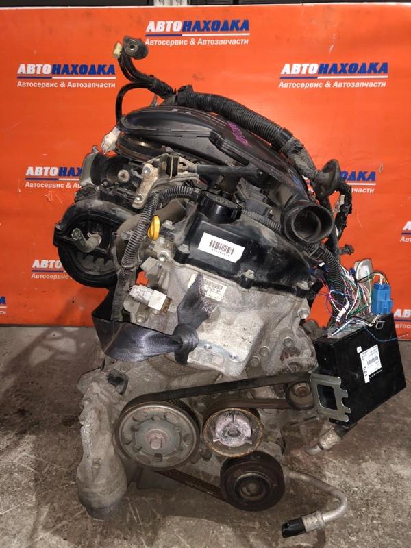 Двигатель Toyota Passo KGC10 1KR-FE 2004 0038923 №0038923 31т.км в сборе+проводка+комп Гарантия на