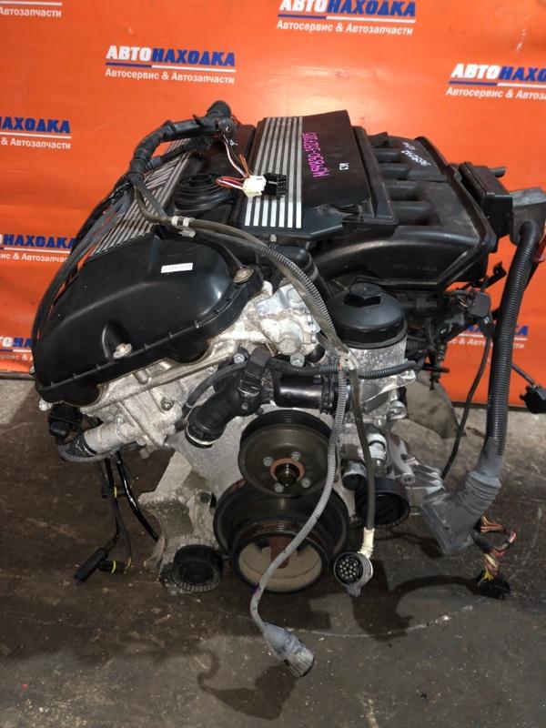 Двигатель Bmw 530I E39 M54B30 2000 35272815 ОТС №35272815 72т.км частично без навесного Гарантия на