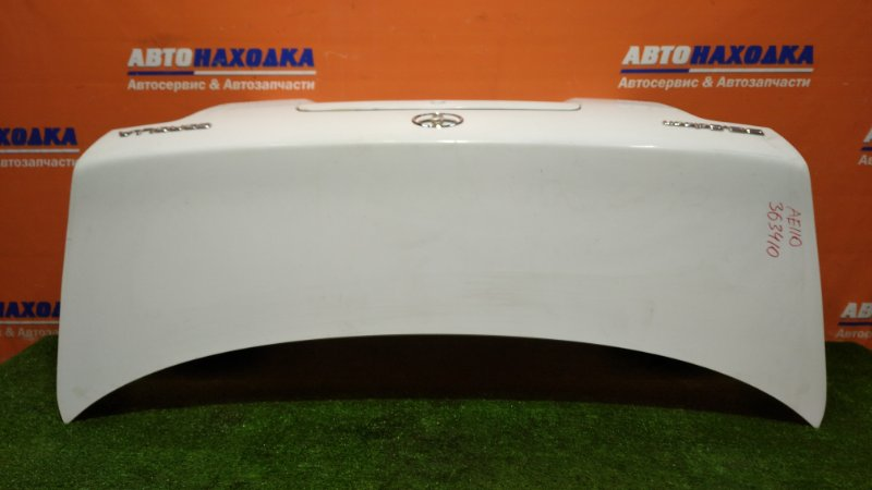 Крышка багажника Toyota Corolla AE110 5A-FE 1995 цвет 040 1мод ХТС