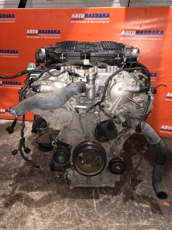 Двигатель Nissan Skyline V36 VQ25HR 2006 364185A ОТС 364185A 30т.км частично без навесного Гарантия на