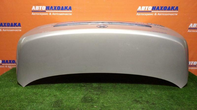 Крышка багажника Nissan Tiida Latio SC11 HR15DE 2004 ХТС