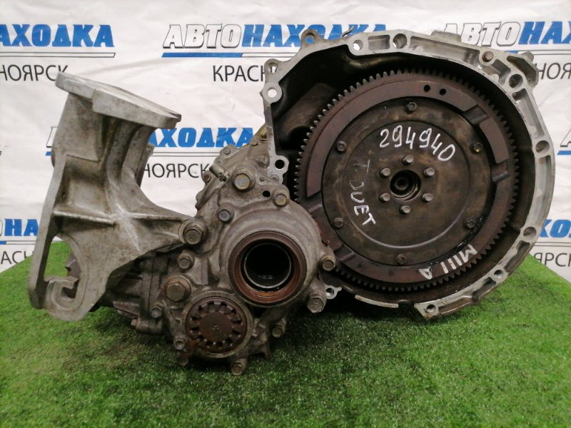 Мкпп Toyota Duet M111A K3-VE2 2000 4WD, пробег 24 т.км. В комплекте: корзина, диск, маховик, болты